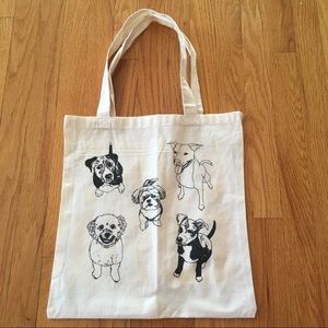 Exclusive Urbn Outfitters Dog Tote